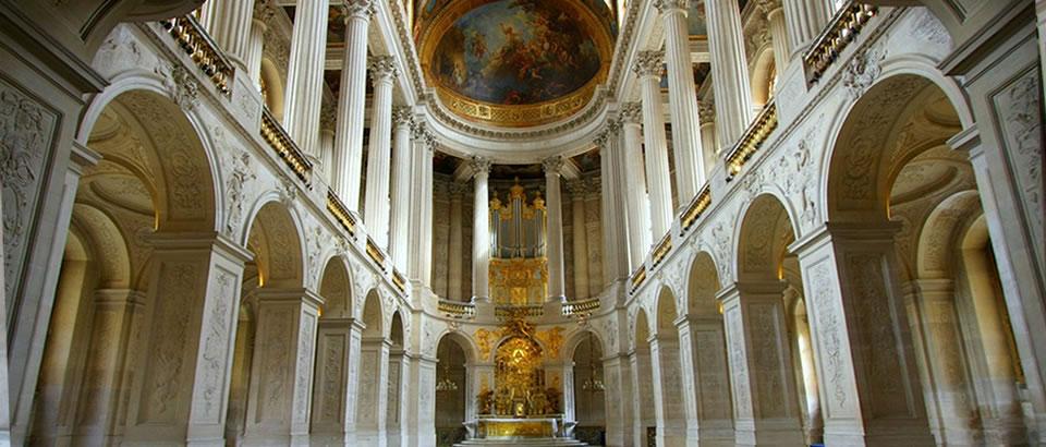 Chapelle - Versailles -