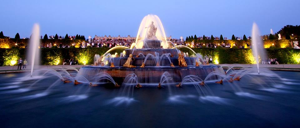 Versailles : garden - Versailles : garden