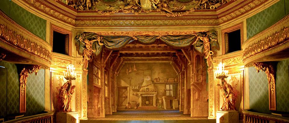 Théatre de la Reine - Versailles -